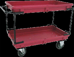 Millside Plastic Wagons And Carts In Canada