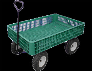 Millside Cart Style Crate Wagon